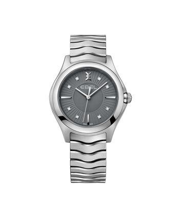 EBEL EBEL Wave1216307 – Montre bracelet de 35mm pour femmes - Front view