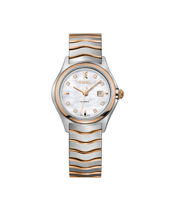 EBEL EBEL Wave1216199 – Women's 30.0 mm automatic watch - Front view