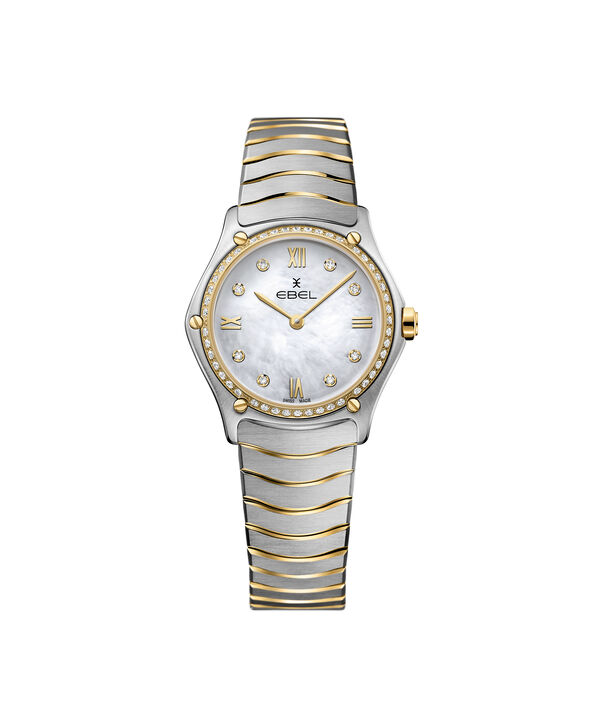 EBEL EBEL Sport Classic1216390 – Women's 29 mm bracelet watch - Front view