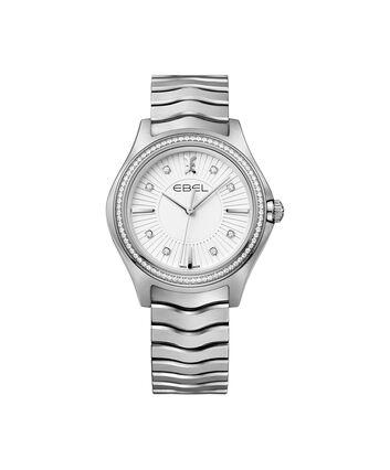 EBEL EBEL Wave1216308 – Montre bracelet de 35mm pour femmes - Front view