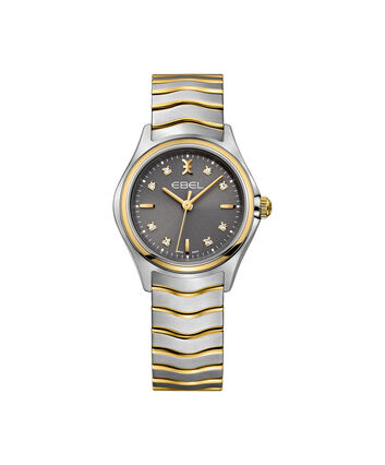EBEL EBEL Wave1216283 – Damen-Armbanduhr, 30 mm - Front view