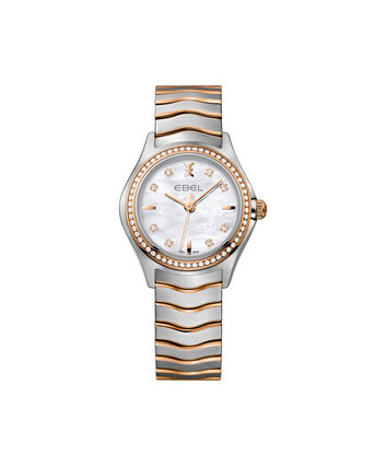 EBEL EBEL Wave1216325 – Women's 30.0 mm bracelet watch - Front view