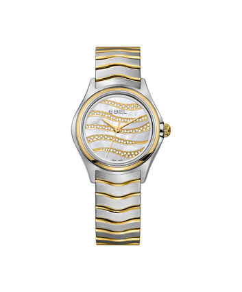 EBEL EBEL Wave1216271 – Women's 30.0 mm bracelet watch - Front view