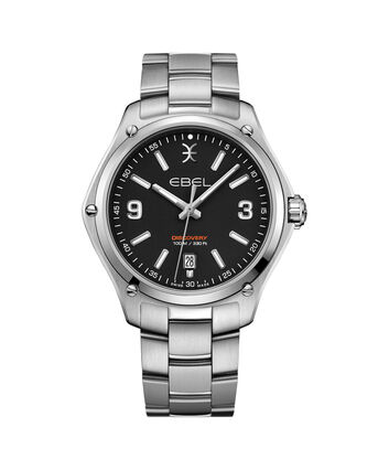 EBEL Discovery1216401 – Herren-Armbanduhr, 41 mm - Front view
