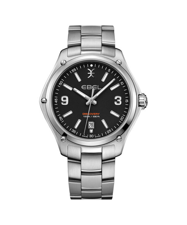 EBEL Discovery1216401 – Men's 41.0 mm bracelet watch - Front view