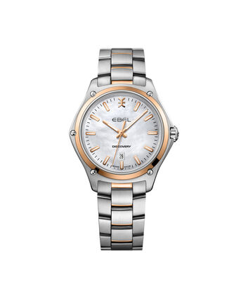 EBEL Discovery1216396 – Women's 33.0 mm bracelet watch - Front view