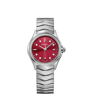 EBEL EBEL Wave1216382 – Women's 30.0 mm automatic watch - Front view