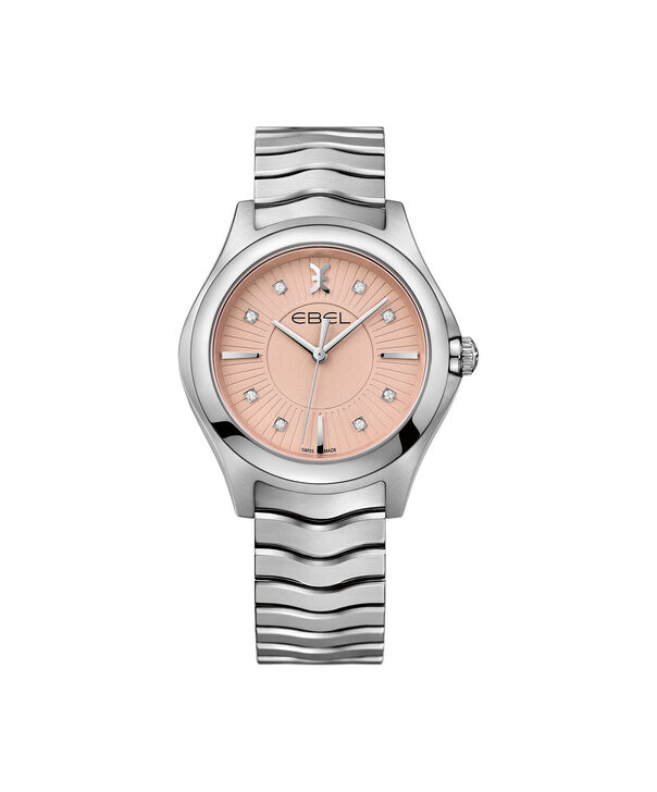 EBEL EBEL Wave1216303 – Women's 35.0 mm bracelet watch - Front view