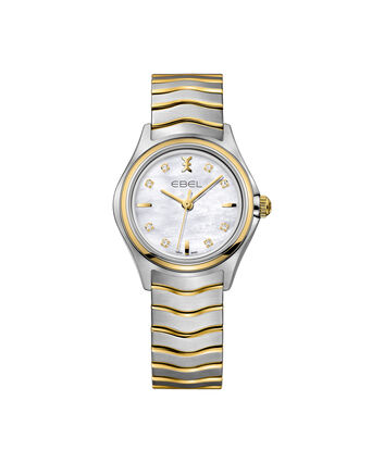 EBEL EBEL Wave1216197 – Women's 30.0 mm bracelet watch - Front view