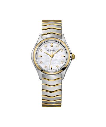 EBEL EBEL Wave1216197 – Montre bracelet de 30mm pour femmes - Front view