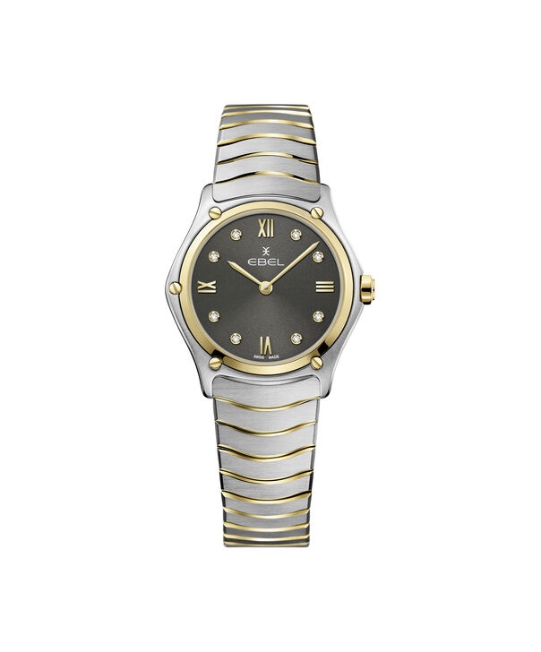 EBEL EBEL Sport Classic1216419 – Women's 29 mm bracelet watch - Front view