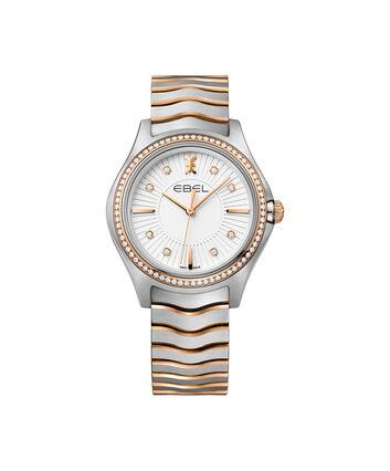 EBEL EBEL Wave1216319 – Montre bracelet de 35mm pour femmes - Front view