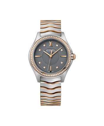 EBEL EBEL Wave1216320 – Montre bracelet de 35mm pour femmes - Front view