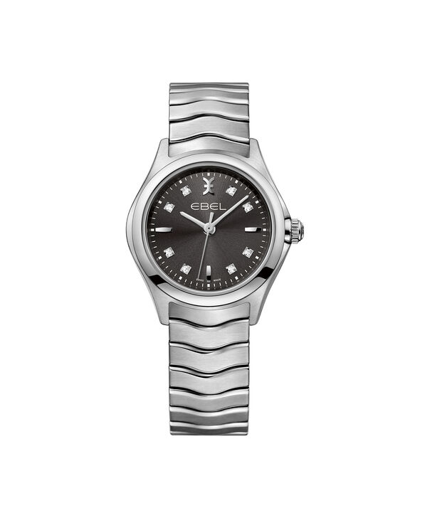 EBEL EBEL Wave1216316 – Women's 30.0 mm bracelet watch - Front view