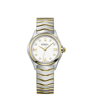 EBEL EBEL Wave1216415 – Women's 30.0 mm bracelet watch - Front view