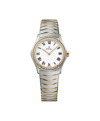 EBEL EBEL Sport Classic1216389 – Montre bracelet de 29mm pour femmes - Front view