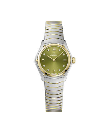 EBEL EBEL Sport Classic1216441A – Women's 24 mm bracelet watch - Front view
