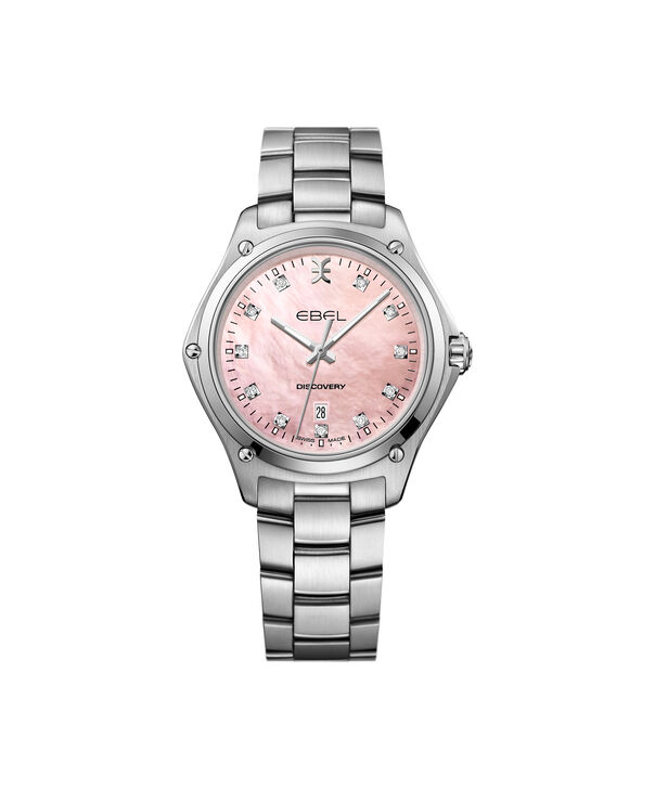 EBEL Discovery1216395 – Women's 33.0 mm bracelet watch - Front view