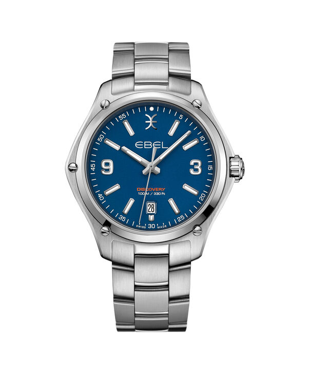EBEL Discovery1216400 – Men's 41.0 mm bracelet watch - Front view