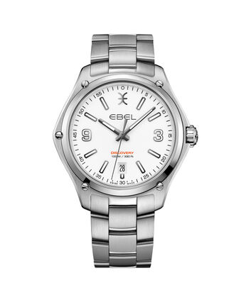 EBEL Discovery1216399 – Herren-Armbanduhr, 41 mm - Front view