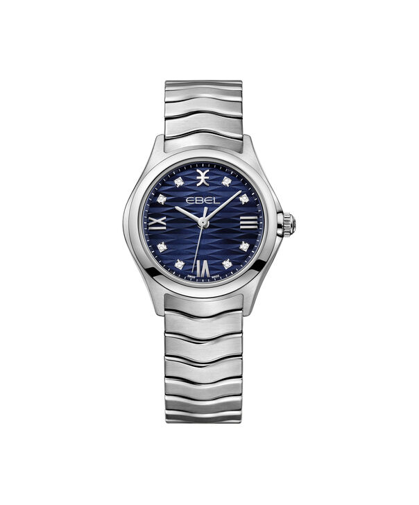 EBEL EBEL Wave1216414 – Women's 30.0 mm automatic watch - Front view