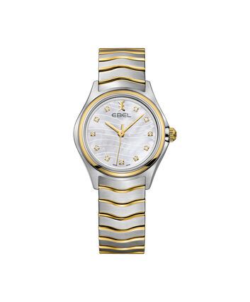 EBEL EBEL Wave1216269 – Women's 30.0 mm bracelet watch - Front view