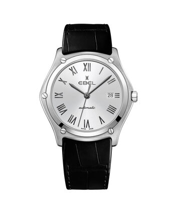 EBEL EBEL Sport Classic1216457 – Men's 40.0 mm bracelet watch - Front view