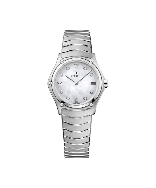 EBEL EBEL Sport Classic1216417 – Women's 29 mm bracelet watch - Front view