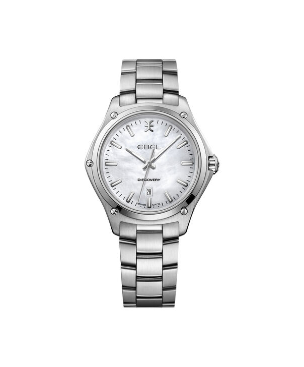 EBEL Discovery1216393 – Women's 33.0 mm bracelet watch - Front view