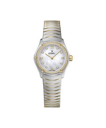 EBEL EBEL Sport Classic1216412 – Montre bracelet de 24mm pour femmes - Front view