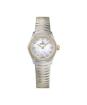 EBEL EBEL Sport Classic1216412 – Women's 24 mm bracelet watch - Front view