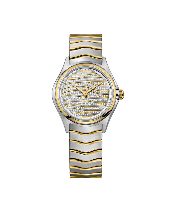 EBEL EBEL Wave1216284 – Women's 30.0 mm bracelet watch - Front view