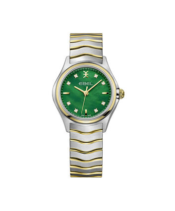 EBEL EBEL Wave1216440 – Women's 30 mm bracelet watch - Front view