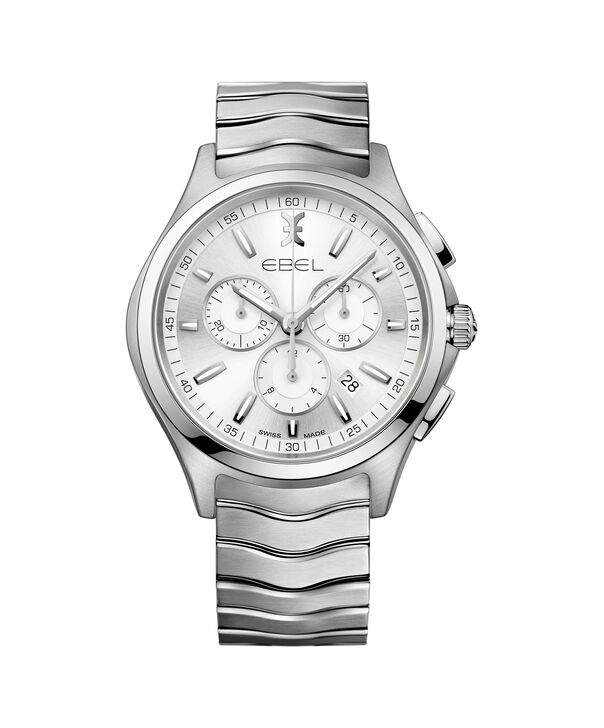 EBEL EBEL Wave1216340 – Men's 42.0 mm strap chronograph - Front view
