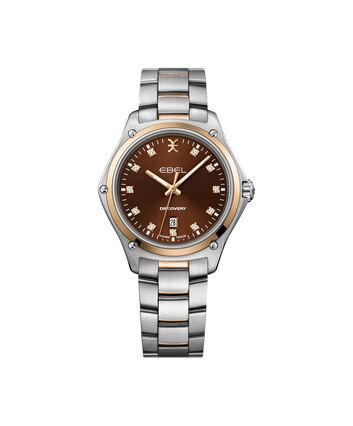 EBEL Discovery1216425 – Women's 33.0 mm bracelet watch - Front view