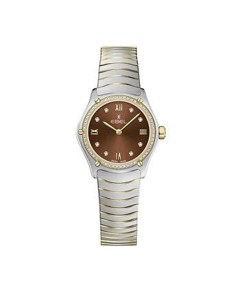 EBEL EBEL Sport Classic1216443A – Women's 24 mm bracelet watch - Front view
