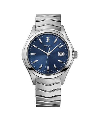 EBEL EBEL Wave1216238 – Montre bracelet de 40mm pour hommes - Front view