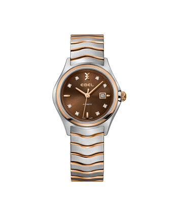 EBEL EBEL Wave1216265 – Women's 30.0 mm automatic watch - Front view