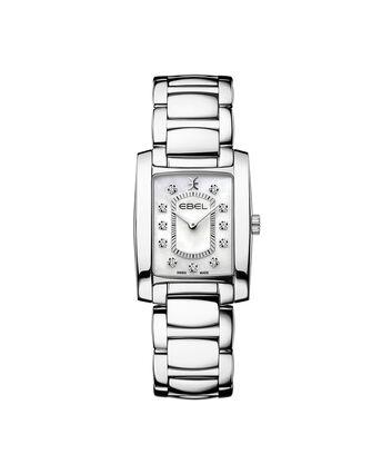 EBEL EBEL Brasilia1216462 – Women's 22.90mm x 30.00mm bracelet watch - Front view