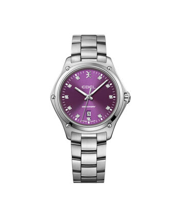 EBEL Discovery1216423 – Women's 33.0 mm bracelet watch - Front view
