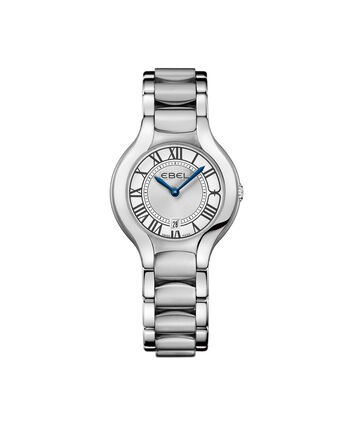 EBEL Beluga1216037 – Montre bracelet de 30mm pour femmes - Front view
