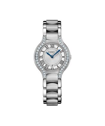 EBEL Beluga1216069 – Montre bracelet de 30mm pour femmes - Front view