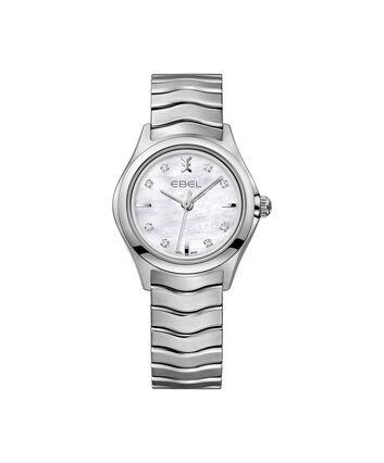 EBEL EBEL Wave1216193 – Montre bracelet de 30mm pour femmes - Front view
