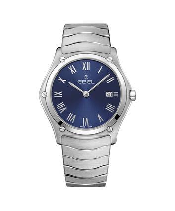 EBEL EBEL Sport Classic1216420A – Montre bracelet de 40mm pour hommes - Front view