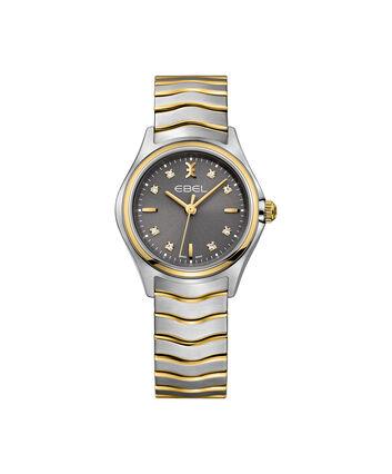 EBEL EBEL Wave1216283 – Montre bracelet de 30mm pour femmes - Front view