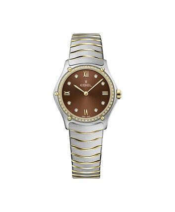 EBEL EBEL Sport Classic1216464A – Women's 29 mm bracelet watch - Front view