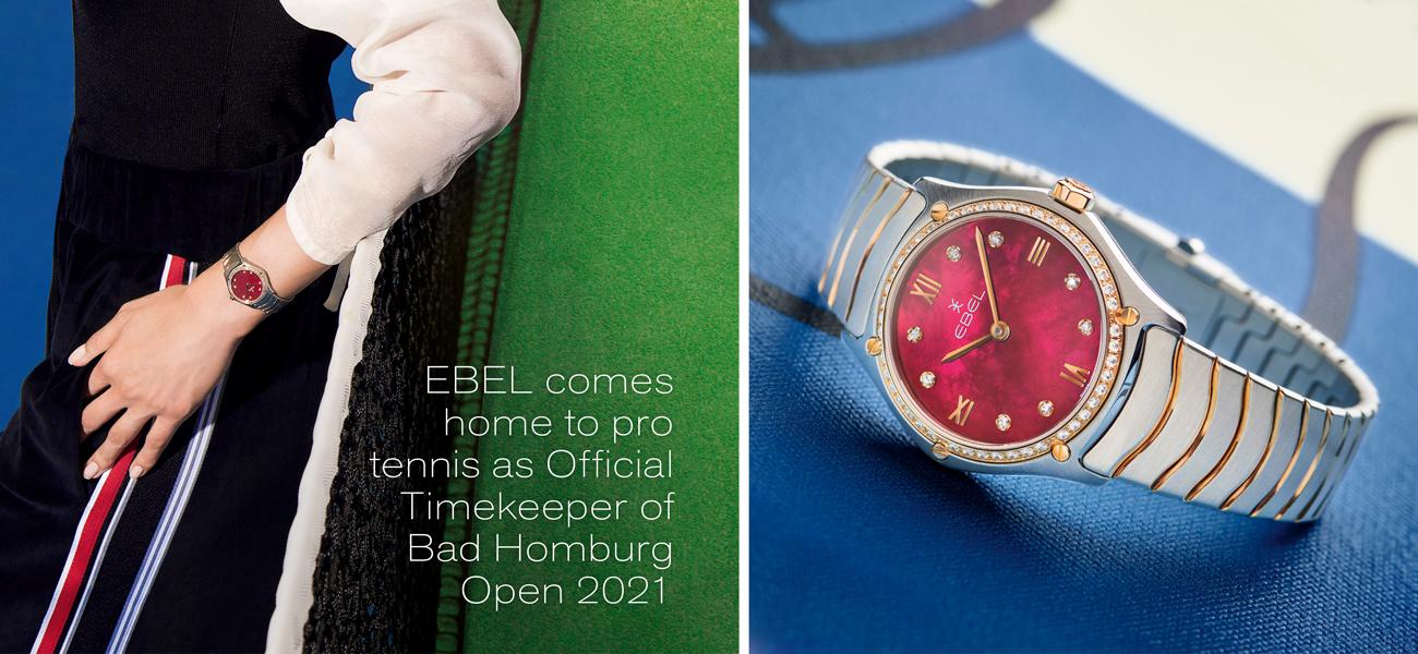 Bad Homburg Official Timekeeper