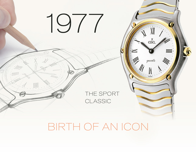1977: Birth of an Icon